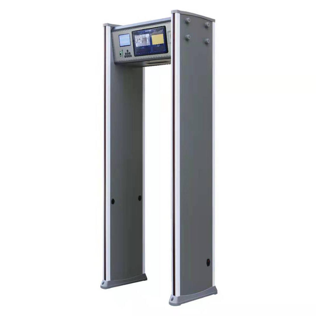 JH-M160S型热成像人体测温门