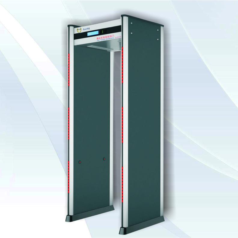 JD-A130型通过式金属探测安检门